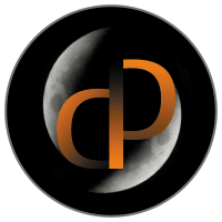 Dark Phases Logo